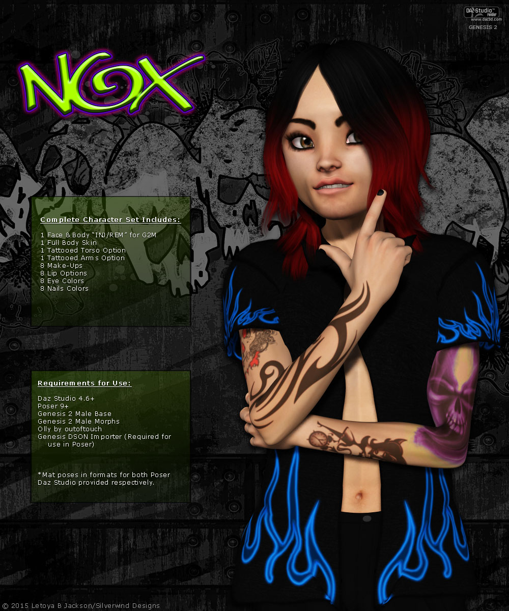 SWD Nox for Olly