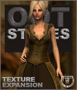 ROYAL STYLES for Spring Bride Gown for Genesis 2 Female(s) 3D Figure Essentials outoftouch
