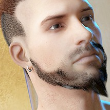 Goatee for G2M image 2