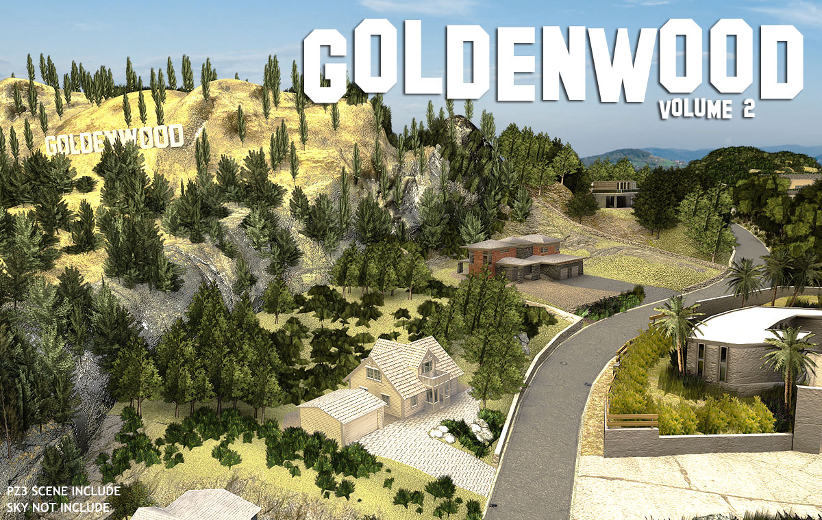 Goldenwood Vol2