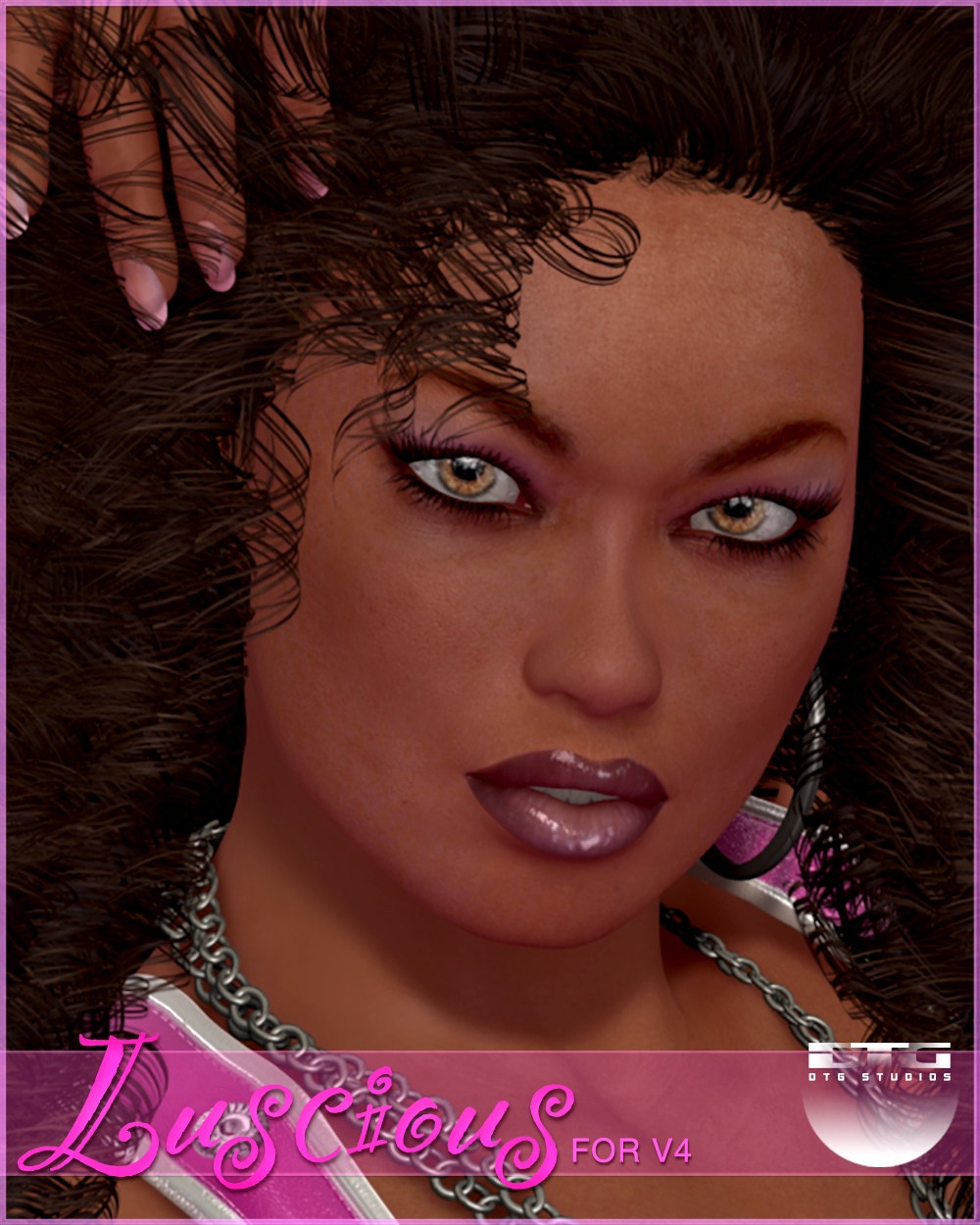 DTG Studios' Luscious for V4 by DTHUREGRIF