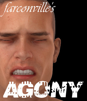 Genesis 2 Male Agony 3D Figure Essentials farconville