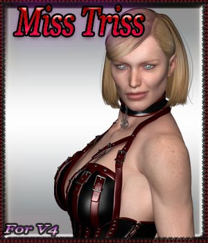 MissTriss for V4 3D Figure Essentials Floor13
