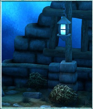 Little Toon Scene 2 2D Software 3D Models vikike176