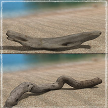 Photo Props: Driftwood image 1