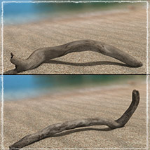 Photo Props: Driftwood image 2