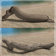Photo Props: Driftwood image 3