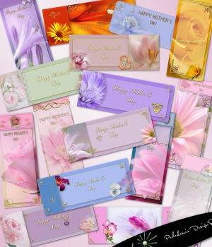 Cartes Fete des Meres 2D Graphics Merchant Resources Perledesoie