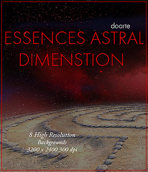 doarte ESSENCES ASTRAL DIMENSION 2D doarte
