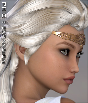 PHC : Aphrodite 3D Figure Essentials P3D-Art