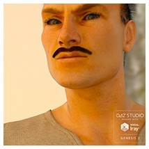 Moustaches for G2M image 2