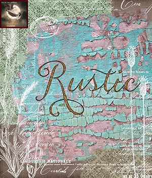Rustic: A Mini Design Kit 2D Crystal46