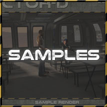 Ship Elements D3: Canteen and Staff Quarters image 6