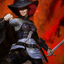 S1M Scarlet: Witch Hunter image 1