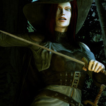 S1M Scarlet: Witch Hunter image 2