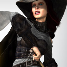 S1M Scarlet: Witch Hunter image 3