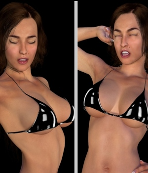 Pleasure and Pain 2 3D Figure Essentials Tempesta3d