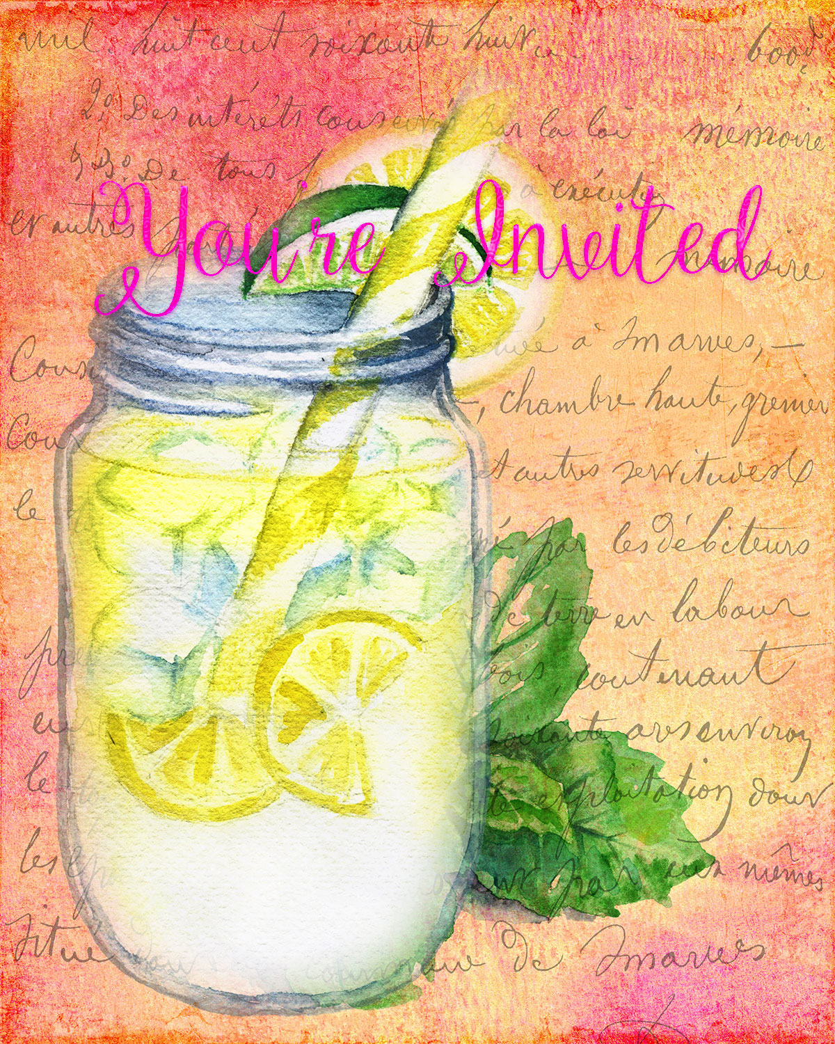 You're Invited!:  A Design Kit