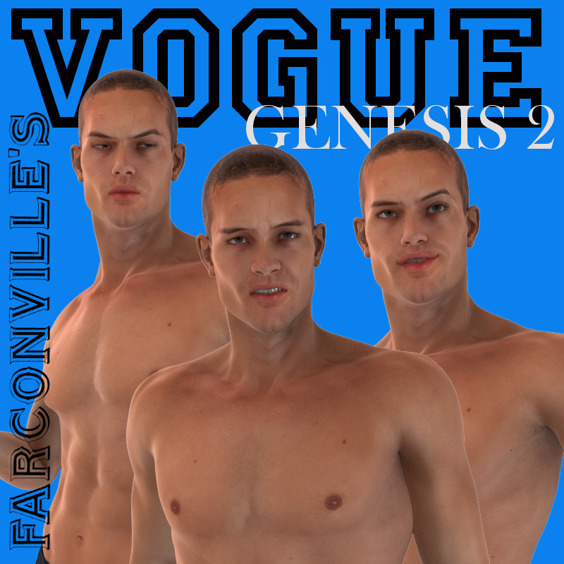 Vogue for Genesis 2 Male