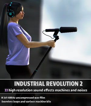 Industrial Revolution 2 Merchant Resources Music  : Soundtracks : FX ShaaraMuse3D