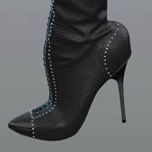 Bejeweled Boots image 1