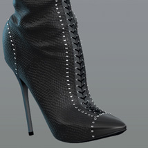 Bejeweled Boots image 4