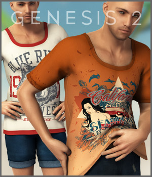 Underdog for Genesis 2 Male(s) 3D Figure Essentials outoftouch