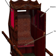 Litters: Sedan Chair image 1