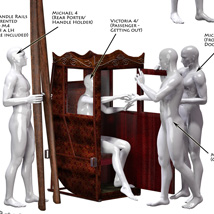 Litters: Sedan Chair image 3