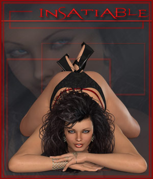 Insatiable - V4-GF2-V6 3D Figure Essentials ilona