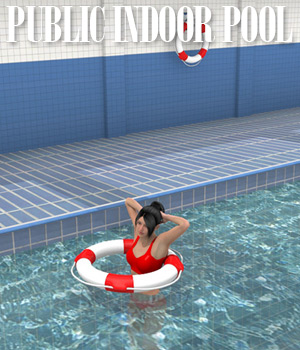 Public Indoor Pool 3D Models Imaginary_House