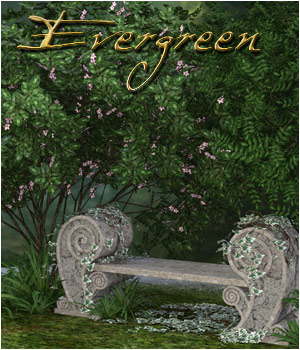 Evergreen for Poser 3D Models lilflame