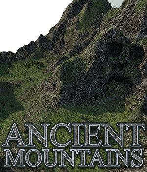 Flinks Ancient Mountains 3D Models Flink
