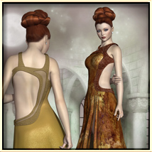 Faxhion - Glamorous Evening Gown image 6