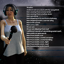 Recording the Rain - Extended License image 2