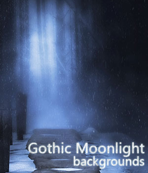Moonlight Gothic 2D Graphics UlyssesD