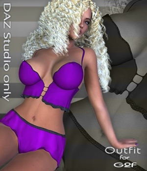 G2F Dateline 2 - DAZ Studio Only 3D Figure Assets nirvy