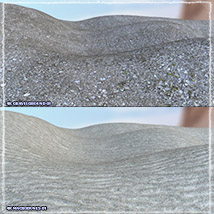 Photo Textures: Surface of the Sand image 3