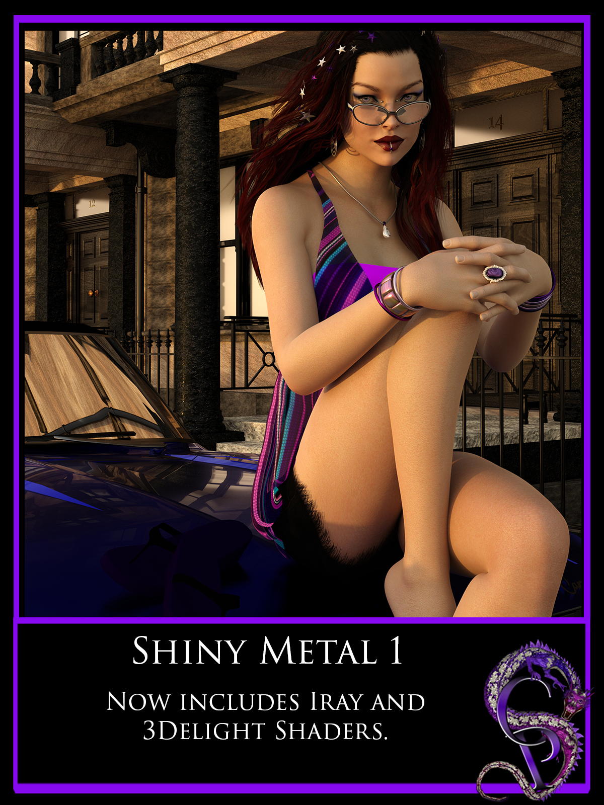 CPS-ShinyMetal1byCreekyPointStudios()