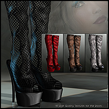 Vogue for Hot Pepper Boots image 5