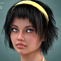 Minta Hair for V4 and G2 image 1