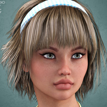 Minta Hair for V4 and G2 image 5