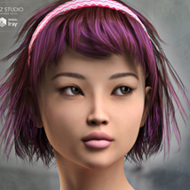 Minta Hair for V4 and G2 image 8
