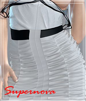AccordionFashion 3D Figure Essentials -supernova-