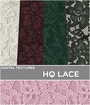 HQ Lace 2D Graphics Merchant Resources Atenais