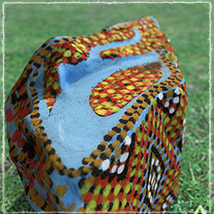 Photo Props: Painted Stones image 7