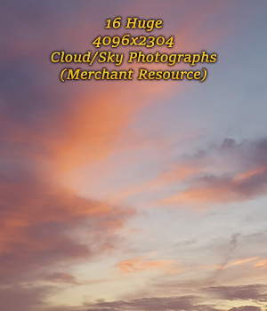 FB Cloud Photo Resource (Merchant Resource) 2D fictionalbookshelf