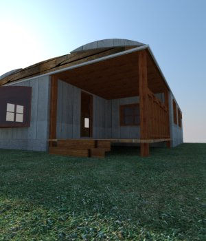 Mystery Trailer House 3D Models holydragon78