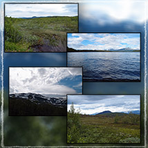 Photo Backgrounds: Northern Mountains image 4