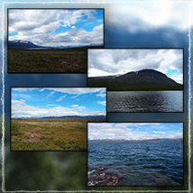 Photo Backgrounds: Northern Mountains image 5